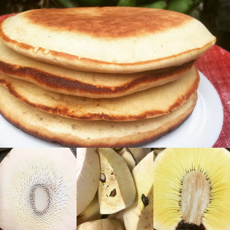 Pancake de Uru