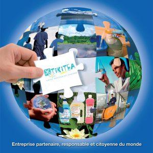 Tikitea, votre partenaire d'hygiène local - ECO VRAC Tahiti