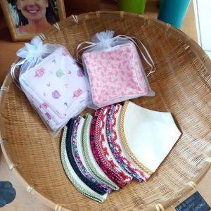 Produits réutilisables Idéa'lys, vendus à Eco Vrac